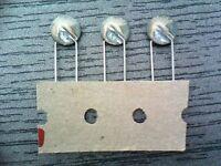 CEMI 470 Ohm NTC thermistor 5mm pitch NTC110/_470RM LOT-5pcs