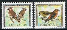 Faeroer/Faroer postfris 1996 MNH 298-299 - Vogels / Birds