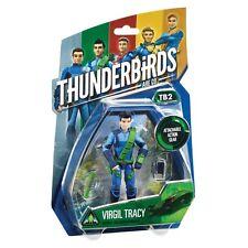 NEW THUNDERBIRDS ARE GO VIRGIL TRACY ACTION FIGURE TB2 90286