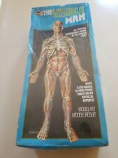 FACTORY SEALED NOS NIB Vintage Revell H-900 The VISIBLE MAN assembly model kit