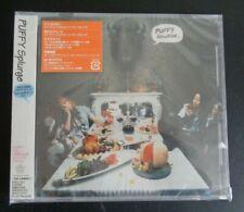 PUFFY AMIYUMI Splurge JPOP Japan CD New FREE SHIPPING Sealed 2006