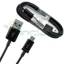 Samsung Micro USB Data Cable Ecb-du5abe Black bulk