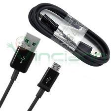 Cavo dati USB originale SAMSUNG cavetto Nero per Galaxy S4 i9505 mini I9195 DU5