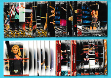 2017 Topps WWE Women's Division - Pick One - Fill Your Set