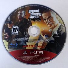 GRAND THEFT AUTO EPISODES FROM LIBERTY (PS3 GAME) (DISC ONLY) 1417