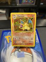 🔥 Charizard - Base Set - Pokemon 1999 🔥
