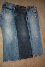 Lot Of 3 size 28/28 Jeans Aeropostale & American Eagle