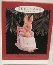 1996 Hallmark - Baby'S First Christmas - Beatrix Potter - Mint In Box