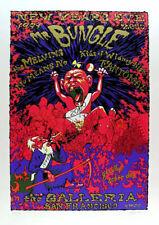 John Seabury Mr. Bungle Melvins New Years Eve Poster