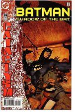 Batman: Shadow Of The Batman # 74 1998 Cataclysm Part 9 Alan Grant Buckingham