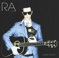 Richard Ashcroft - These People [CD]