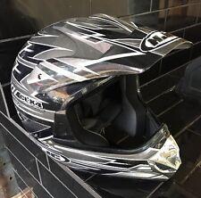 HJC CL X4 Helmet Size Medium Near New Condition