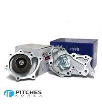 Genuine Hyundai Kia Engine Water Pump For TUCSON SANTAFE SPORTAGE  25100-27400