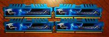 G.SKILL Ripjaws X Series 32GB (4 x 8GB) 240-Pin DDR3 SDRAM DDR3 1600 (PC3 12800)