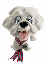 Little Paws Benson the Bichon Frise Dog Figurine ARORA Designs UK funny pets