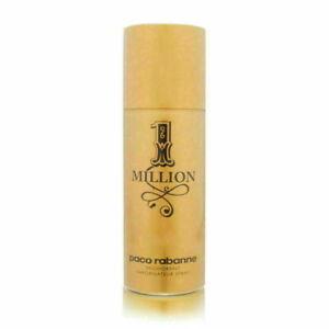 Paco Rabanne 1 One Million Deodorant Spray Men 5.1 Oz / 150 Ml 100% Authentic