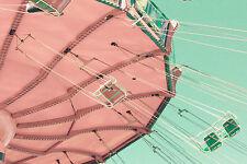 SUPERB RETRO VINTAGE FAIRGROUND CANVAS #486 QUALITY CANVAS WALL ART PICTURE A1
