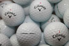 50 Callaway Chrome Soft Golfbälle *** AAA-AA ***Top Qualität