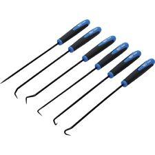 Haken-Satz Montagehaken extra lange Haken & Spitzen Klingenlänge 245 mm 8-tlg.