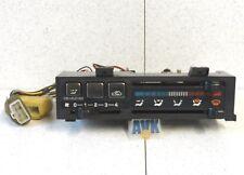 Heizungsbedienteil Schalter Heizung Lüftung, Subaru Legacy I BC, 0925A 090