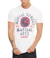 Mortal Kombat Martial Arts T-Shirt