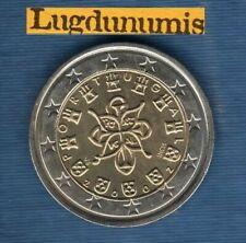 Pièces euro du Portugal pour 2 Euro année 2002