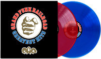 Grand Funk Railroad - Greatest Hits Exclusive Limited Red & Blue 2x Vinyl LP