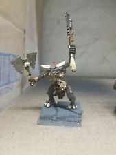 Warhammer Fantasy Warriors Chaos AoS Monsters - Troll Troggoth (oop metal)