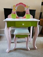 Little Girls Fairy Dressing Table
