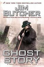 Dresden Files: Ghost Story 13 by Jim Butcher (2011, Hardcover Book Club)
