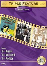 Comedy Classics Triple Feature, Vol. 2 The General / The Blacksmith / New