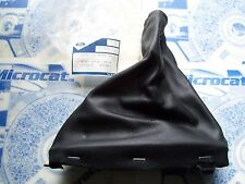 New Genuine Ford Mk1 Focus RS Black Leather Sparco Handbrake Gaiter NOS