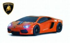 Lamborghini Aventador Wireless Car Mouse (Red) CHRISTMAS GIFT