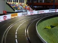 LEITPLANKEN BANDE 4cm x 200cm  für Carrera SERVO 132 140 160              85910