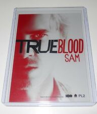 True Blood Clear Plastic Galerie Insert Trading Card Sam #PL2