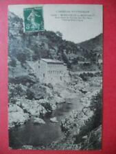 ST-SAUVEUR-DE-MONTAGUT  : L'Usine Électrique - La Vallée de l'Eyrieux...VO.1907.