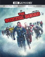 New ListingThe Suicide Squad (4K Uhd/Blu-ray/Digital w/Slipcover) Brand New
