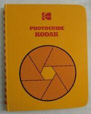 Photoguide Kodak pour la prise de vue Kodak-Pathé 1978