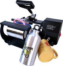 Digital Cup Coffee Mug Heat Press Machine Transfer Sublimation Diy Print Pattern