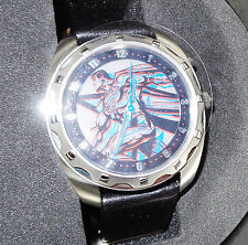 DC COMICS : SUPERMAN WATCH MADE BY FOSSIL WITH COLLECTORS TIN (TK)