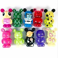 Disney Vinylmation Jr mystery monster 1.5'' figure - random 10Pcs doll toys