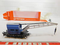 AQ552-0,5# Primex/Märklin H0/AC 4556 Kranwagen Krupp-Ardelt 6804 DB, OVP