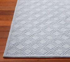 New Brand 5 x 8 Modern Tiles Purple Rug Kids Style Handmade Woolen Rug & Carpet