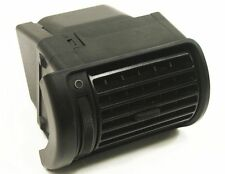 LH Dash Air Vent 96-99 Audi A4 B5 Black Genuine - 8D1 820 901