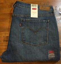LEVI'S CURVE ID SLIGHT CURVE Straight Leg Jeans - Women's 14 Medium NWT