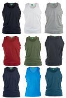Mens Superior Quality 100% Cotton Vest 3XL-6XL