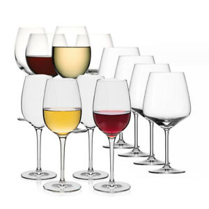 Wine Glass Selection - White / Red Wine Gift Glass Villeroy & Boch Glassware