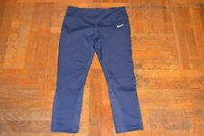 NIKE EPIC LUX  WOMEN'S  RUNNING CROPS - SIZE MEDIUM