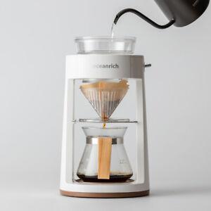 OCEANRICH Automatic Coffee Machine Coffee Maker Espresso Filter Brewer Drip