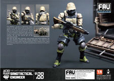 Acid Rain Sand Tactical Engineer Figure - New In Stock